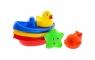 Łódeczki do kąpieli ze zwierzętami