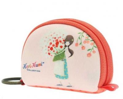 Mini Pouch - Pretty as a Flower