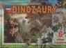 Dinozaury 6 plansz z puzzlami