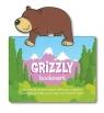 Zwierzęca zakładka do książki - Grizzly Niedźwiedź