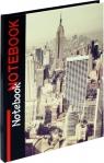 Brulion A4 w kratkę 96 kartek mix