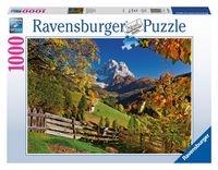 Puzzle Jesień w górach 1000 (194230)