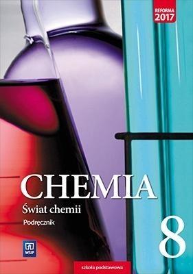 Świat chemii 8. Anna Warchoł, Dorota Lewandowska, Andrzej Danel,
