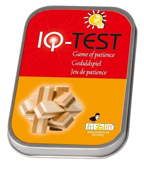 IQ-Test 3D Puzzle Węzeł