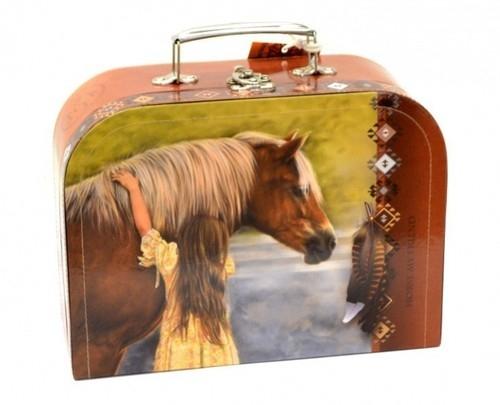 Kuferek szkolny 25 Horse My Friend