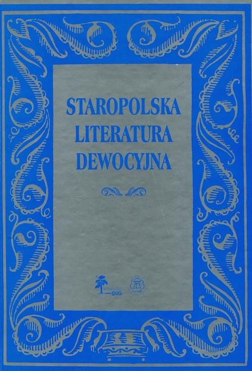 Staropolska literatura dewocyjna