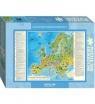 Puzzle 200: Europa Młodego Odkrywcy