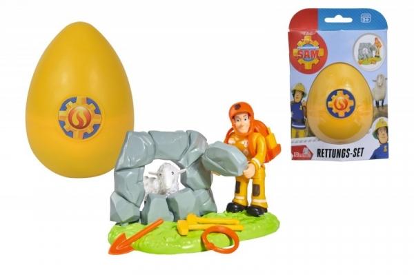 Strażak Sam Zestaw ratunkowy w jajku (109251028038)