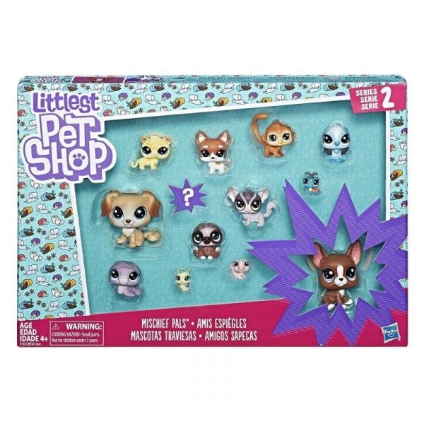 Littlest Pet Shop Psotni Kumple (B9343/E1011)