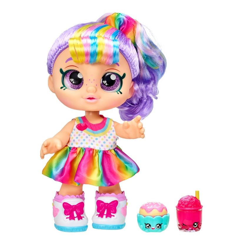 Kindi Kids - Rainbow Kate lalka + akcesoria (KDK50023)