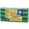 Plastelina Astra, 1 kg - zielona (303111015)