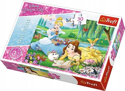 Puzzle 30: Bella i Kopciuszek