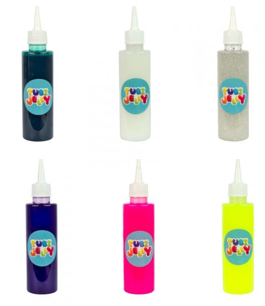 Zestaw Tubi Jelly 6 kolorów - Słodycze (TU3323)