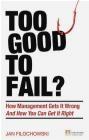 Too Good To Fail? Jan Filochowski