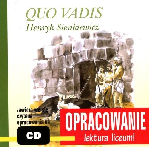 Quo Vadis Sienkiewicz Henryk (KMTJ9336231) Kordela Andrzej, Bodych Marcin