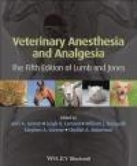 Veterinary Anesthesia and Analgesia
