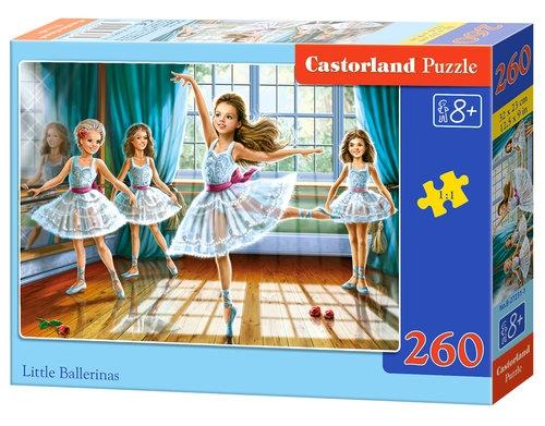 Puzzle Little Ballerinas 260 elementów (27231)
