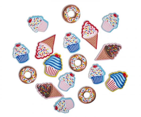 Naklejki samoprzylepne na piance - pastelowa cukierenka (335119003)