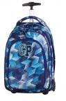 Coolpack - Target - Plecak na kółkach - Frozen Blue (77231CP)