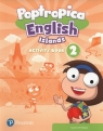 Poptropica English Islands 2 Activity Book Malpas Susannah