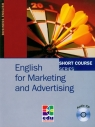 English for Marketing and Advertising z płytą CD