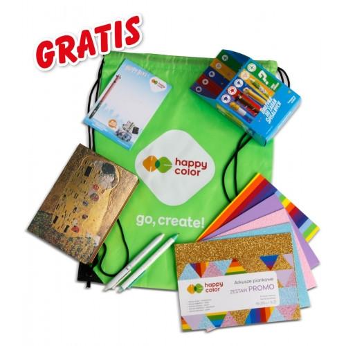 Wyprawka - zestaw szkolno-przedszkolny. Premium Kids