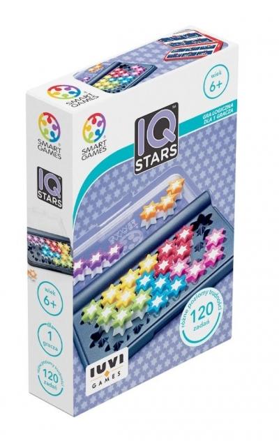 Smart Games IQ Stars (SG411 PL)