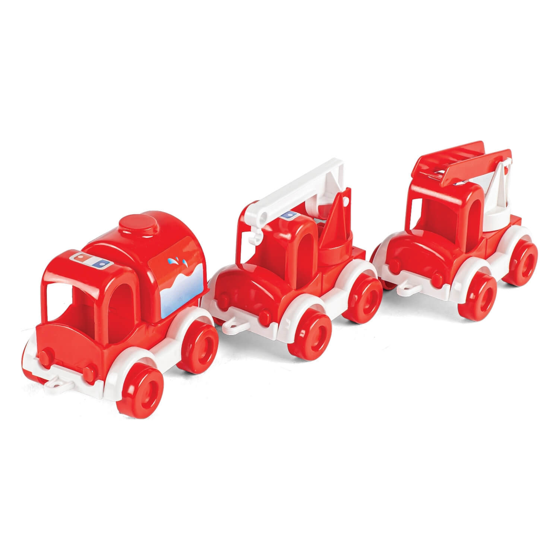 Kid Cars straż pożarna (60023)