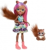 Enchantimals. Sancha Squirrel & Stumper (FMT61)