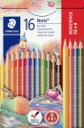 Kredki Triplus Slim 12 kolorów +4 kolory gratis