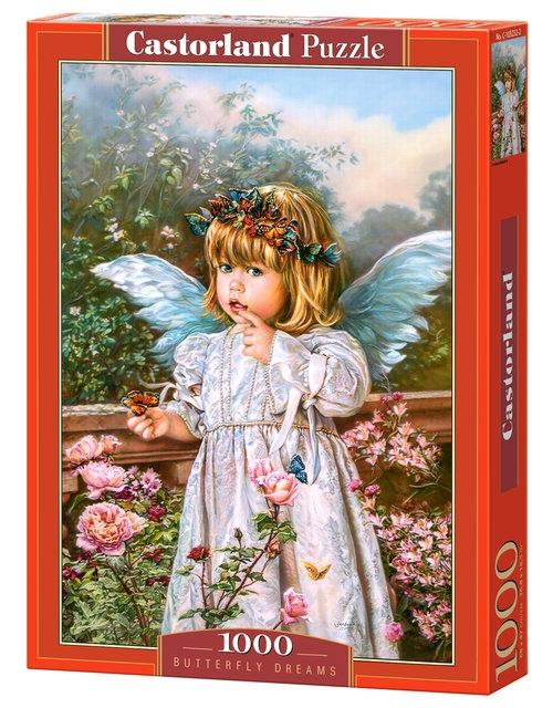 Puzzle Butterfly Dreams 1000 (103232)