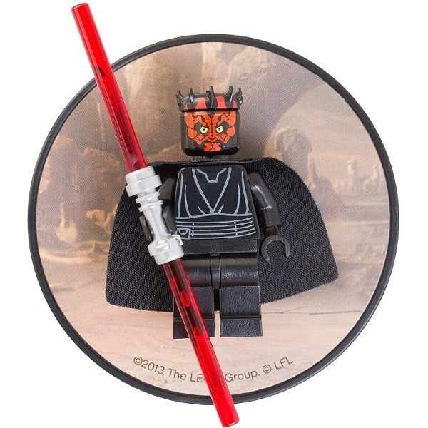 LEGO Minifigurka Magnet Darth Maul