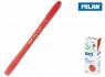 Cienkopis Milan Sway Fineliner 0,4 mm czerwony (0610041630)