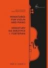 Miniatury na skrzypce i fortepian cz.2
