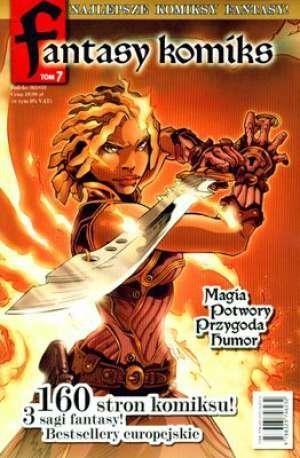 Fantasy Komiks tom 7