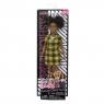 Lalka Barbie Fashionistas - Petite