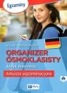 Organizer ósmoklasisty Język niemiecki Arkusze egzaminacyjne + CD