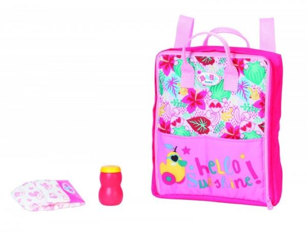 BABY BORN Plecak dla dziewczynki (829233-116720)