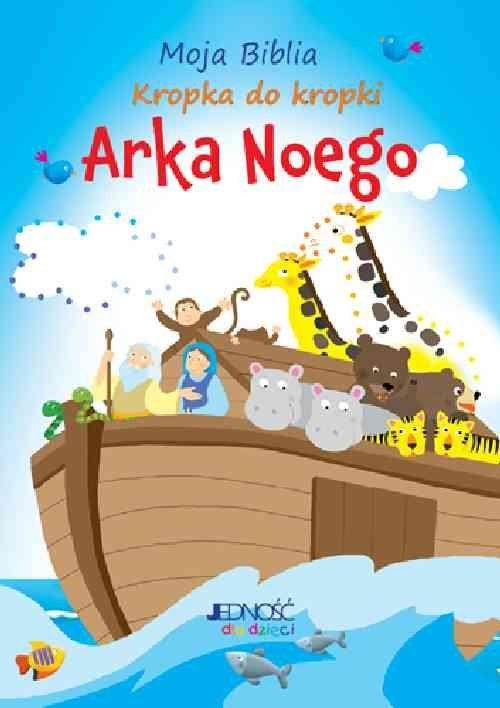 Moja Biblia kropka do kropki Arka Noego Goodings Christina