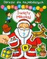 Święty Mikołaj. Obrazki dla najmłodszych