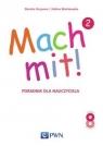 Mach mit! 2 Poradnik dla nauczyciela + 2 CD Grzywna Dorota, Wachowska Halina