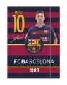 Teczka z gumką A4 FC Barcelona mix