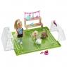 Barbie: Chelsea - boisko do piłki nożnej (GHK37)Wiek: 3+