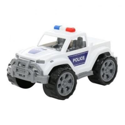 Samochód Polesie patrolowy (77233)