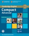 Compact Advanced Student's Book without Answers + CD