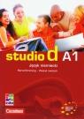 Studio d A1 Język niemiecki Zeszyt ćwiczeń  Niemann Rita Maria, Kim Dong Ha