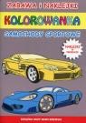 Kolorowanka Samochody sportowe