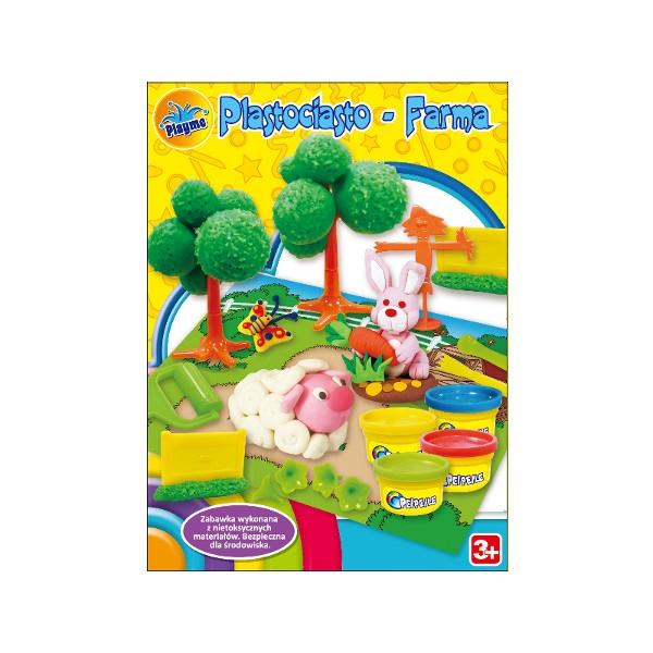 Plastociasto Farma mała