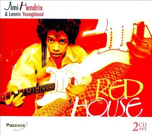 Red House Lonnie Youngblood, Jimi Hendrix