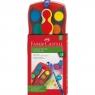 Farby szkolne Connector 12 kolorów w kasecie (125023)